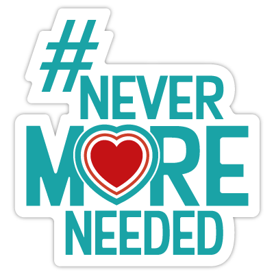 #NeverMoreNeeded | Never More Needed | nmn
