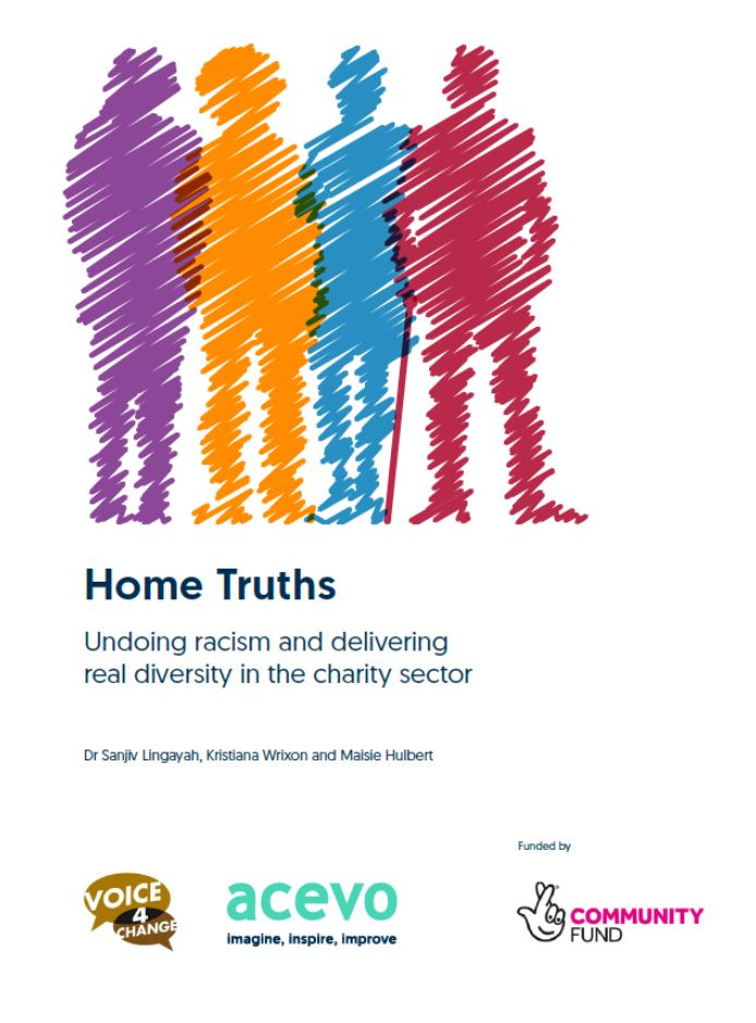 Home Truths: Undoing racism and delivering real diversity in the charity sector